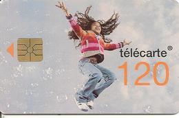 CARTE°-PUBLIC-120U-F1363-GEM1-06/08-DANSE 7-V°100000 CABINES--UTILISE-TBE- - France