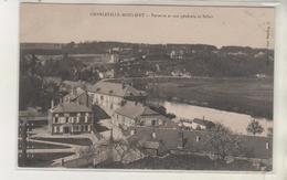 CHARLEVILLE - MOULINET - La Verrerie Et Vue Générale De Belair - Charleville