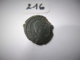 MAIORINA CONSTANCE GALLE ROME 351/355 TB (216) - 7. L'Empire Chrétien (307 à 363)