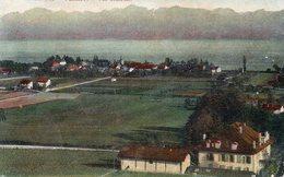 CPA PERROY - VUE GENERALE - VD Vaud