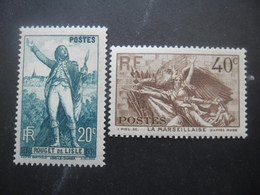 FRANCE N°314 Et 315 Neuf ** - France
