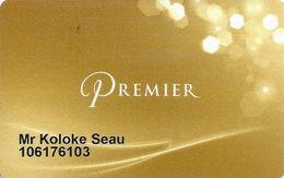 SkyCity Casino - New Zealand - Slot Card - Casino Cards