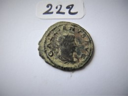 ANTONINIEN GALLIEN ROME 263/265 - 5. L'Anarchie Militaire (235 à 284)