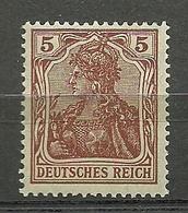 Germany 1920 Michel 140 MNH - Germany