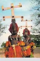 Afrique - MALI  SHANGA Danseurs Dogons (danse Dance)   (photo Nourault M39)*PRIX FIXE - Mali