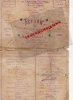 75- PARIS - AU CASINO DES VARIETES-LAFOND-DEBUTS DE M. FRUTON CIRQUE D' HIVER SUR LA BOULE- MARIE LAURENT-BARCELONE- - Documents Historiques