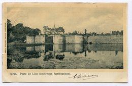 CPA - Carte Postale - Belgique - Ypres - Porte De Lille - 1903 (CP3682) - Ieper