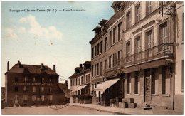 76 BACQUEVILLE-en-CAUX - La Gendarmerie - Otros Municipios