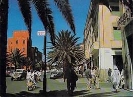 Afrique (Érythrée)-ETHIOPIE-Ethiopia ASMARA Street Scene ( Ethiopian Tourist Organization Addis Ababa: Photo Bernheim 2) - Eritrea