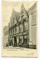 CPA - Carte Postale - Belgique - Ypres - L'Hôtel De Gand - 1902 (CP3685) - Ieper
