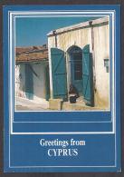 64703/ CYPRUS, Greetings From - Cyprus