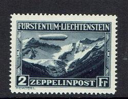 LIECHTENSTEIN....mh...1931 - Air Post