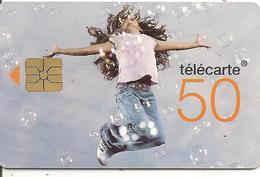 CARTE°-PUBLIC-50U-F1360E-GEM1-12/07-DANSE 6-V°150000 CABINES-Ex 01/01/2010-UTILISE-TBE - France