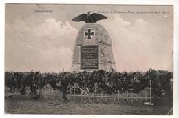 Nr.  9619, Amanweiler, Denkmal Des Schleswig-Holst. Regiment - Monuments Aux Morts