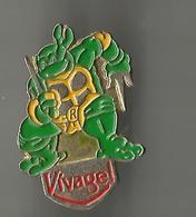 Pin's Rafael (tortue Ninja) Vivagel - Games