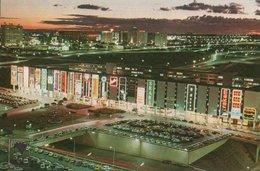 CARTE POSTALE DU BRESIL - BRASILIA - VUE NOCTURNE - CONJUNTO NACIONAL - Brasilia