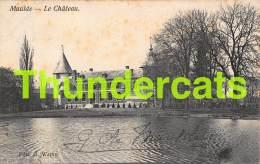 CPA  BARRY MAULDE LE CHATEAU   ( TOURNAI ) - Doornik
