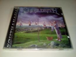 "MEGADETH ""Youthanasia"" - Hard Rock & Metal"