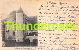 CPA  CHATEAU DE CRUPET NELS SERIE 2 NO 6 - Assesse
