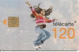 CARTE°-PUBLIC-120U-F1361D-GEM1-11/07-DANSE 5-V°150000 CABINES-01/12/2009 -UTILISE-TBE- - France