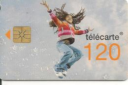 CARTE°-PUBLIC-120U-F1361-GEM1-07/07-DANSE 5-V°150000 CABINES-01/08/2009 -UTILISE-TBE- - France