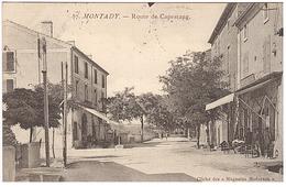 Montady - Otros Municipios
