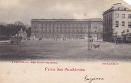 Brussel, Bruxelles, Palais Des Academies (pk47278) - Onderwijs, Scholen En Universiteiten