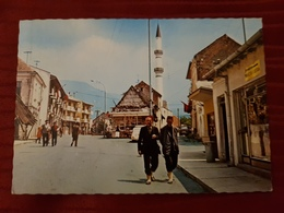 GORNJI VAKUF, MOSQUE, ORIGINAL VINTAGE POSTCARD - Bosnia Erzegovina