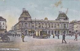 Brussel, Bruxelles, Gare Du Nord (pk47282) - Spoorwegen, Stations