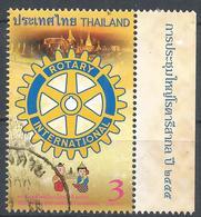 Thailand 2012. Scott #2697 (U) Rotary International Convention, Bangkok * - Thaïlande