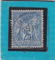 SAGE N° 78 TYPE IIB  + CACHET  VERSAILLES    - REF ACDIV - 1876-1898 Sage (Type II)