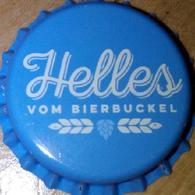 Leibinger Helles Bierbuckel Brauerei Bier Kronkorken 2018 Beer Bottle Crown Cap, Chapa Cerveza Tapon Corona Tappi Birra - Beer