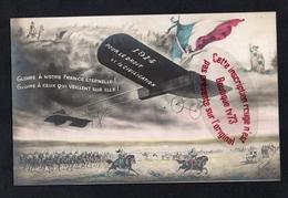 P805 -1914 Pour Le Droit Et La Civilisation - WW1 -- Patriotique - Guerra 1914-18