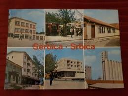 SRBICA, SËRBICA, SKËNDERAJ, KOSOVO ORIGINAL VINTAGE POSTCARD - Kosovo