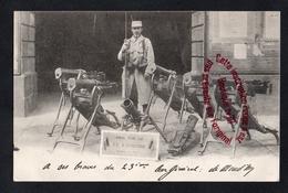 P806 - Pris Par Le 23 Infanterie - Général De Maudhuy - WW1 -- Patriotique - Guerra 1914-18
