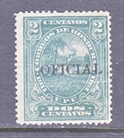 HONDURAS   O 34  (o) - Honduras