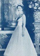 BUTTERFLY - N°131 De Mai 1957 - VISITE D'ELIZABETH  II  A PARIS - English Language/ Grammar