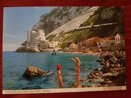 GIBRALTAR, ORIGINAL VINTAGE POSTCARD - Gibraltar