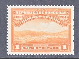 HONDURAS   O 97   * - Honduras
