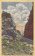 Crawford Notch Gateway, WHite Mountains, New Hampshire USA (pk47326) - White Mountains