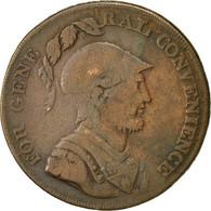 Monnaie, Grande-Bretagne, General Convenience, Halfpenny Token, 1797, Middlesex - Monnaies Régionales
