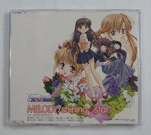 CD : MELODY/shining★star / Sister Princess LACM-4004 Lantism 2001 - Soundtracks, Film Music