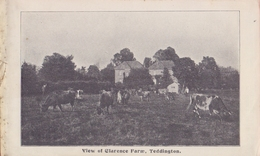 GREAT-BRITAIN :....: Image ## View Of CLARENCE FARM, TEDDINGTON ## - United Kingdom