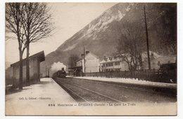 EPIERRE --La Gare-Le Train ........à Saisir - France