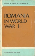 ROB28001 Romania In World War I - War 1914-18