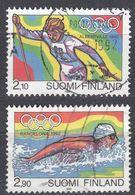 FINLAND - 1992 - Serie Completa Usata: Yvert 1127/1128, 2 Valori, Come Da Immagine. - Finlande
