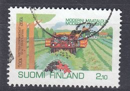 FINLAND - 1991 - Yvert 1146, Usato, Come Da Immagine. - Finlande