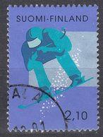 FINLAND - 1991 - Yvert 1121, Usato, Come Da Immagine. - Finlande
