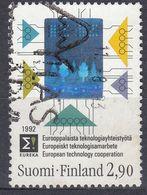 FINLAND - 1992 - Yvert 1144, Usato, Come Da Immagine. - Finlande