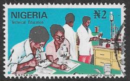 Nigeria SG525 1986 Definitive 2n Good/fine Used [37/30981/1D] - Nigeria (1961-...)